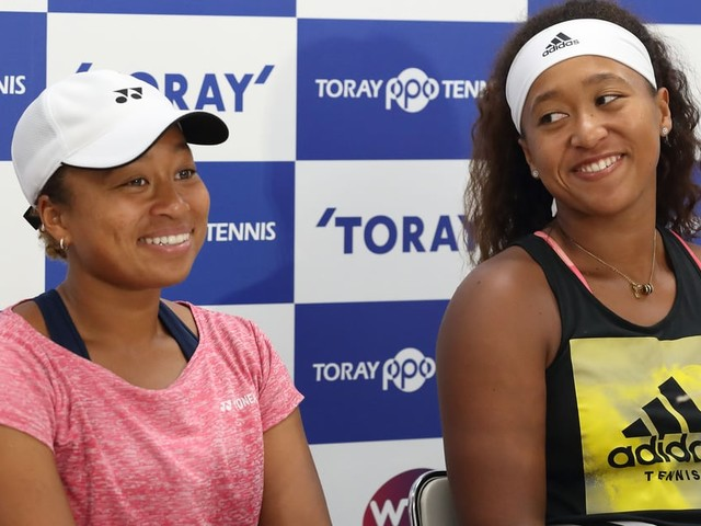Naomi Osaka's Pictures With Her Sister, Mari, Prove They're a Perfect Team on and Off Court