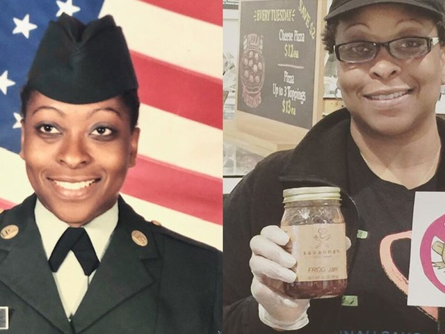 Veteran's Day Spotlight: Tracey Richburg and the Savannah Sauce Company