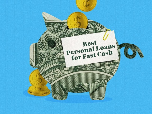 The best fast personal loans for quick cash