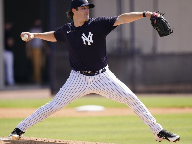 Boone: Safe to say Cole will be Yankees' opening day starter