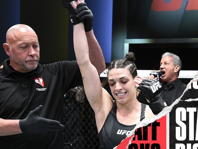 UFC Vegas 39: Dern vs. Rodriguez staff picks and predictions