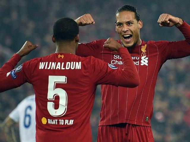 Liverpool Vs Manchester City: Liverpool Look To Continue Unbeaten Streak