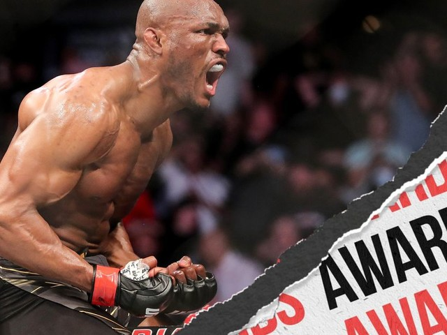 UFC 261: Usman vs. Masvidal - Unofficial Awards