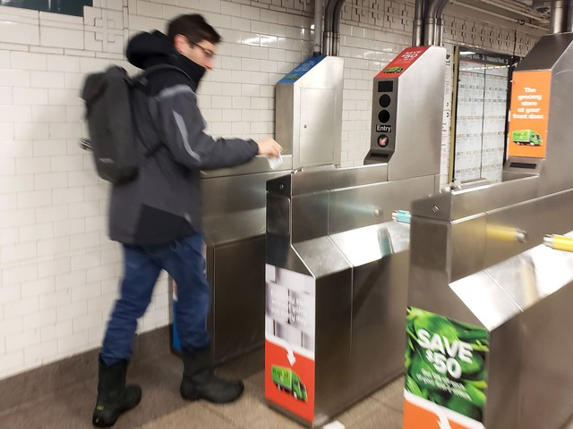 Finally: Contactless Payments Coming to NYC Subway and Buses in 2019