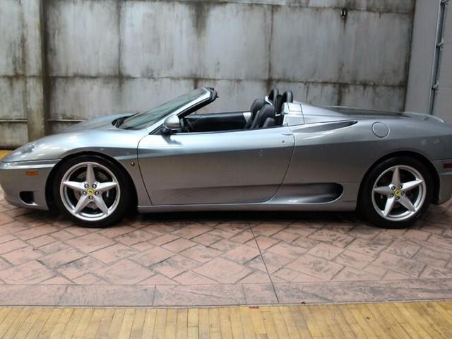 2004 Ferrari 360--Spider
