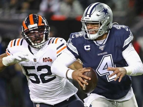Cowboys QB Dak Prescott Dealing With Injuries to Both Hands