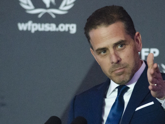 A GOP Senate chair is investigating Hunter Biden's business dealings in China