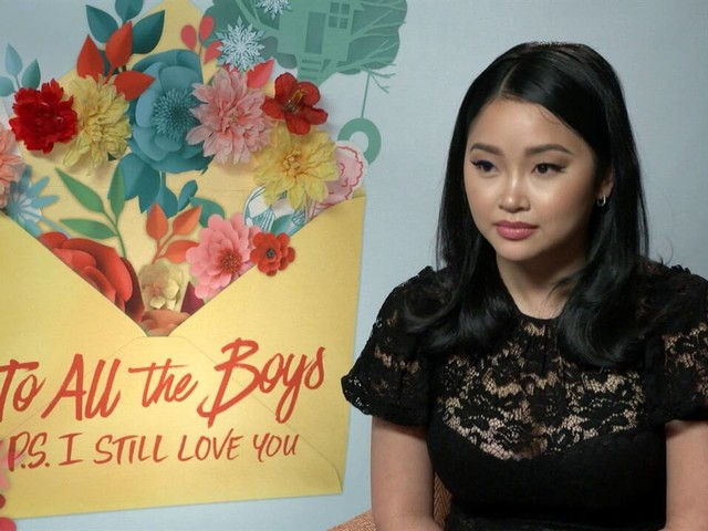 Lana Condor Likes a Little Drama in Her Love Life