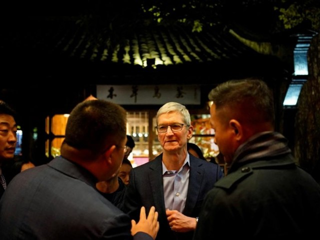 Apple CEO Tim Cook Hopes Apps Pulled From China's App Store Will One Day Return