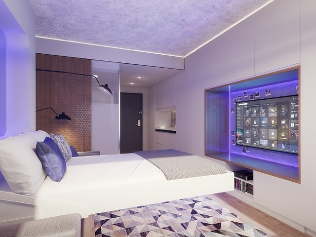 News: Yotel to move into Australia with Melbourne property