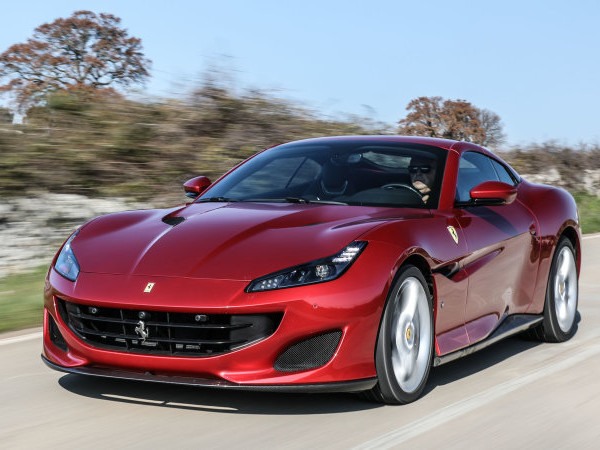2018 Ferrari Portofino First Drive Review | Forget all about the California