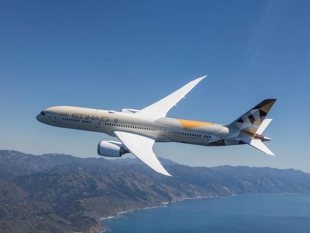 Etihad Airways waives rebooking, cancellation fees