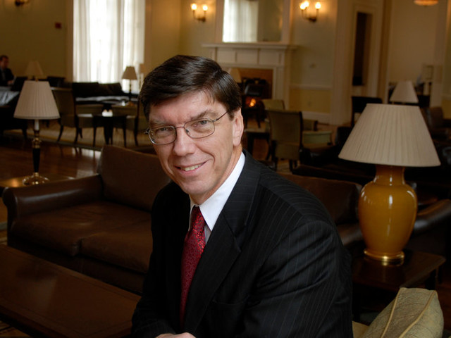 Clayton Christensen, Guru of 'Disruptive Innovation,' Dies at 67