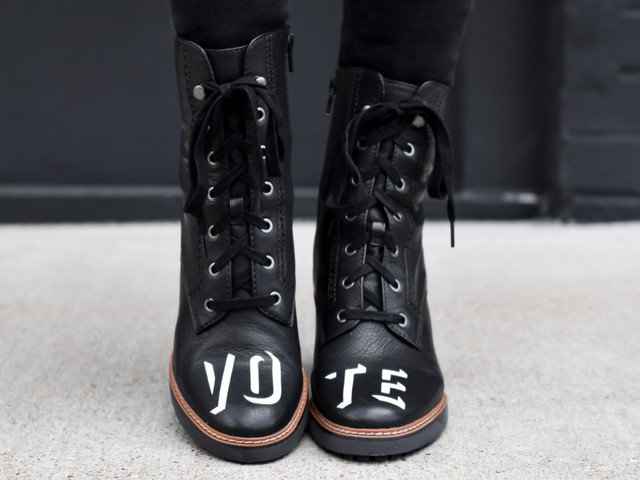 Why Designer Angelique Joseph Changed the Message Behind These Naturalizer Boots