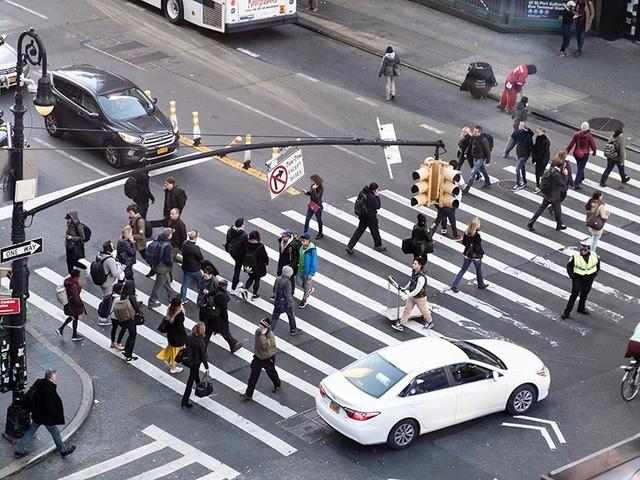 New ratings address pedestrian crashes