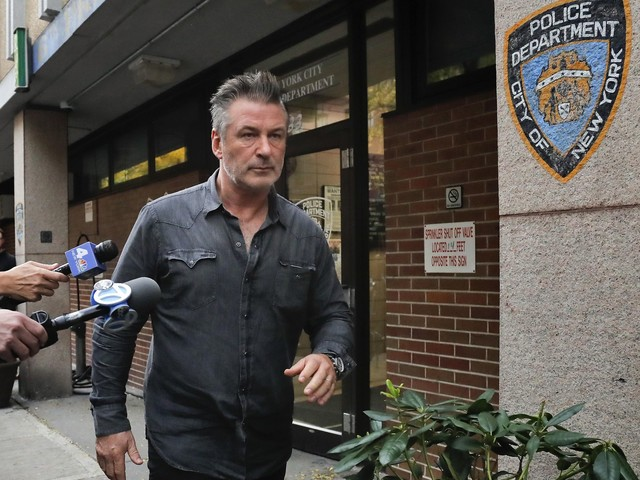 Alec Baldwin set for court date in parking-spot assault case