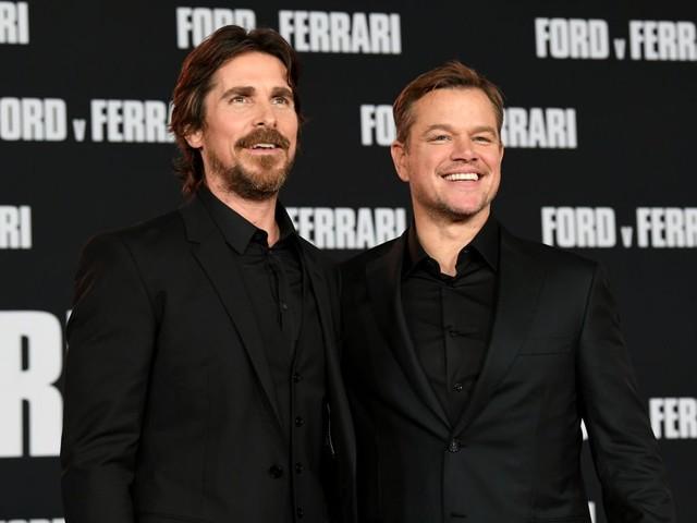 Matt Damon And Christian Bale Hate Each Other?