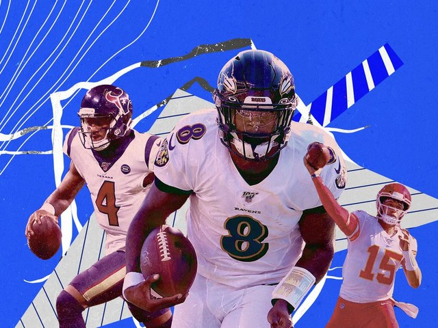 The next era of star NFL QBs is way more fun than the last