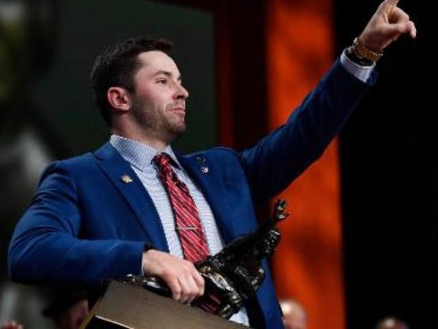 Baker Mayfield wins 2017 Heisman Trophy