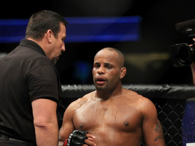 Daniel Cormier still 'missing time' from UFC 214, not ready to re-watch Jones fight