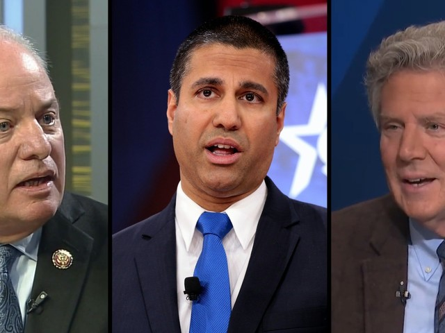 Democrats tear into Ajit Pai for moving ahead with Trump's social media order