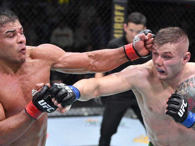 UFC Vegas 41: Pros react to Marvin Vettori's gritty decision victory over Paulo Costa