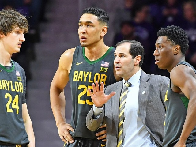 March Madness bracket reveal: Baylor earns No. 1 overall seed