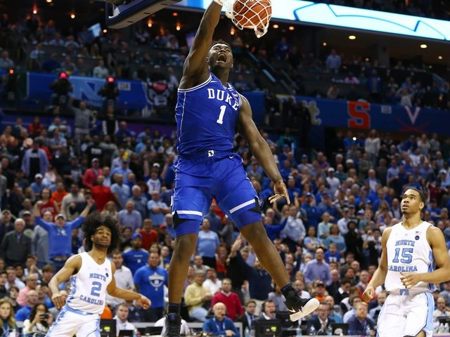 Bracketology 2019: Duke returns to the top line following Friday's win over UNC