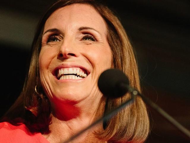 VIDEO: GOP Sen. Martha McSally shuts down CNN reporter: 'You're a liberal hack'