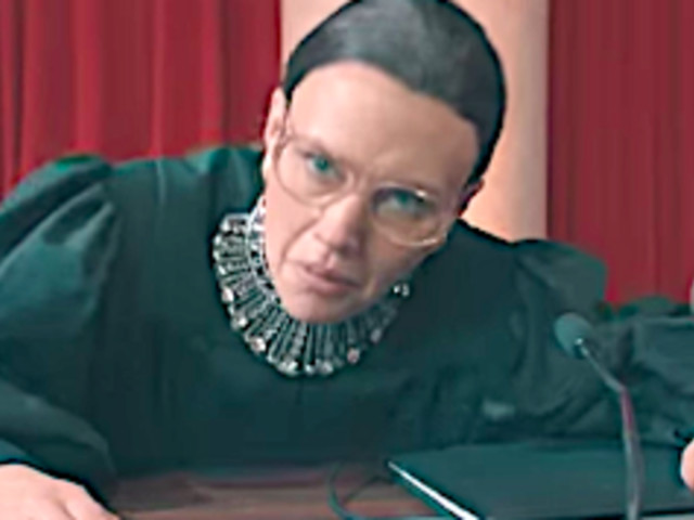 Bad To The Bone: Ruth Bader Ginsburg Gets Down In Epic 'SNL' Rap Video