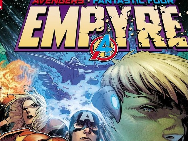 A GREAT INTERGALACTIC ALLIANCE HEADS TO EARTH IN THE EMPYRE #1 TRAILER!