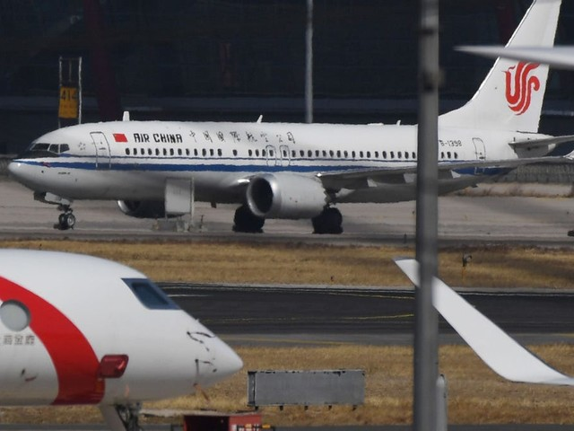 China, the first country to ground Boeing 737 Max in 2019, not ready to recertify plane