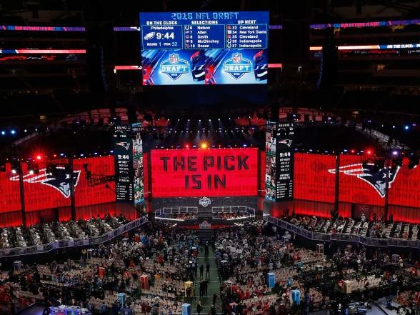 Patriots 2020 Draft: Who the Experts Have New England Taking?