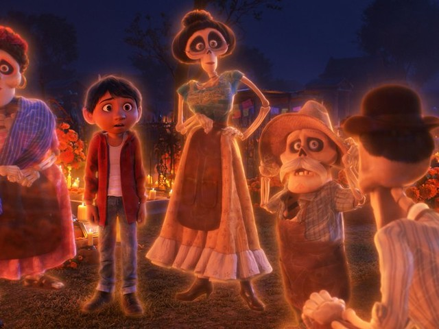 In 'Coco,' Death Is the Point