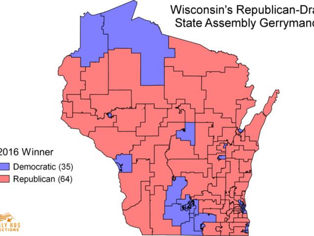 Supreme Court will hear Wisconsin partisan gerrymandering case that could set a landmark precedent
