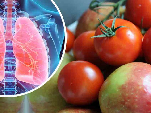 Love Your Lungs With Tomatoes and Apples