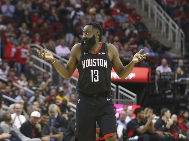 What James Harden Is Doing Should Terrify Opponents