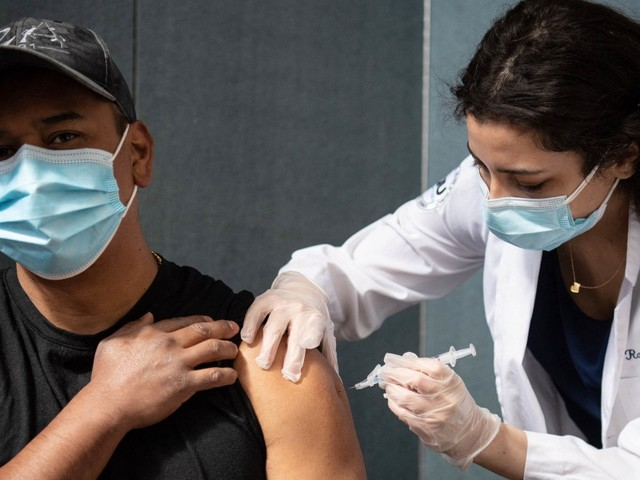 Fully vaccinated people don't need Covid boosters, U.S. health agencies say
