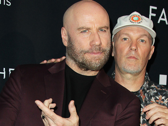 John Travolta & Fred Durst Team Up for 'The Fanatic' Premiere!