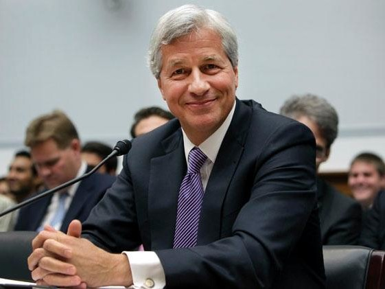 """Jamie Dimon Backpedals; Regrets Mocking Trump's IQ, Inheritance """"From Daddy"""""""