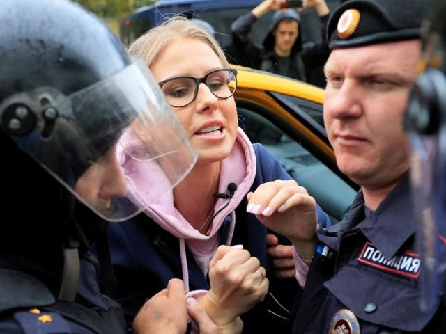 'You Cannot Forbid Love': A Kremlin Critic's Struggle