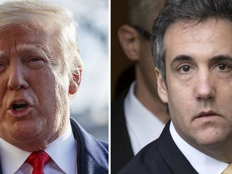 "Trump ""Personally Instructed"" Michael Cohen To Lie To Congress About Moscow Project: BuzzFeed"