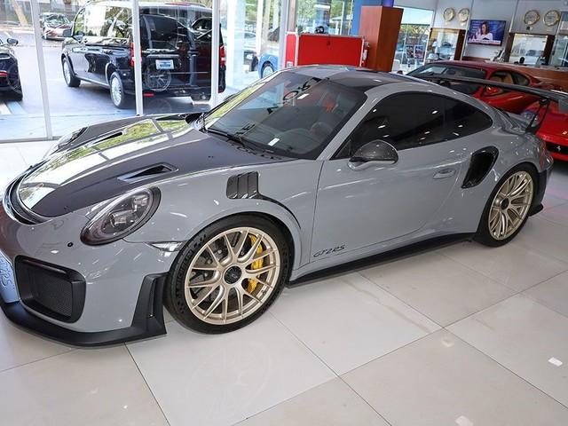 2018 Porsche 911--GT2--RS Weissach / PTS Nardo Grey