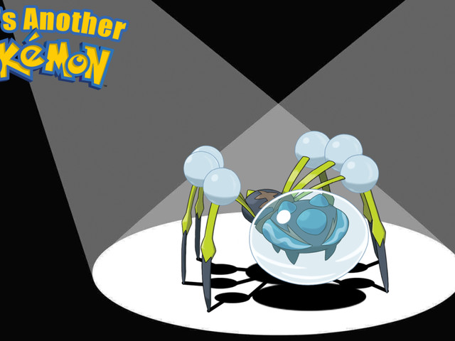 Araquanid Drowns Small Pokemon In Its Water Bubble Helmet
