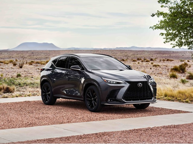 This Just In: Lexus Reveals All-New 2nd-Generation 2022 NX Luxury Crossover