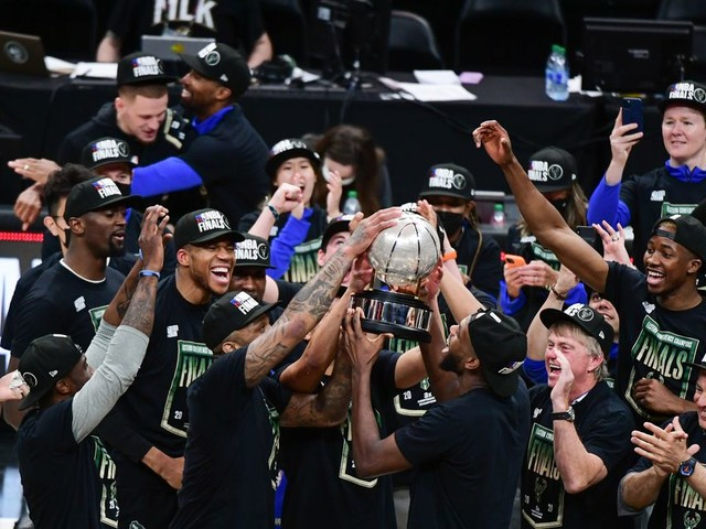 It Took a Village to Get the Bucks to the Finals