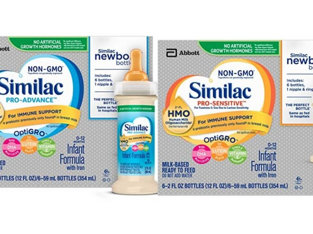 Hot Baby Deal! 40% Off Similac Ready to Feed Bottles