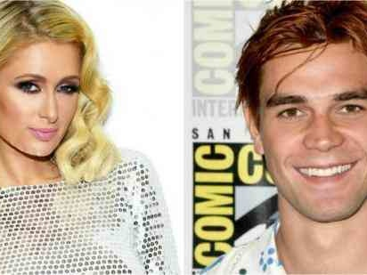 Paris Hilton And KJ Apa Spark Dating Rumors After Flirting At House Party