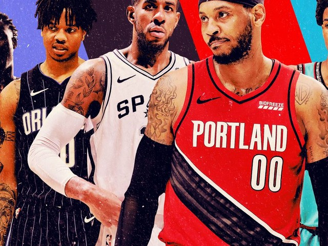 The NBA's Five Most Interesting Teams Under .500