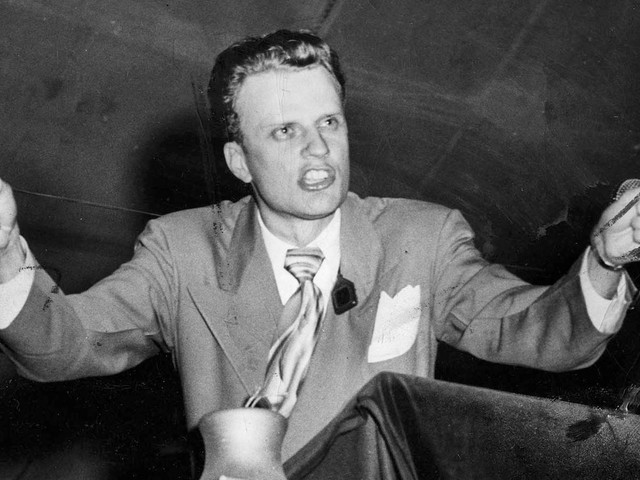 From the Archives: Billy Graham's 1949 revival in Los Angeles
